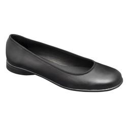 "Chaussure de Service cuir type ""Ballerine"" sans talon CS 62 Bailarina - DIAN -"