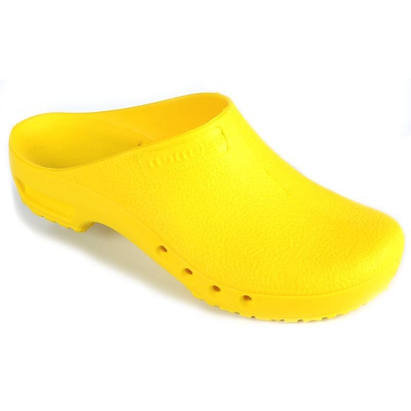 Sabot de bloc EGEMEN jaune