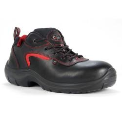 Chaussure basse de sécurité en cuir hydrofuge - CS14 - GARSPORT