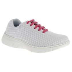 Chaussure de travail DF9904 Blanc lacets xxxx - Calpe - Dian