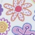 Motif floral 2